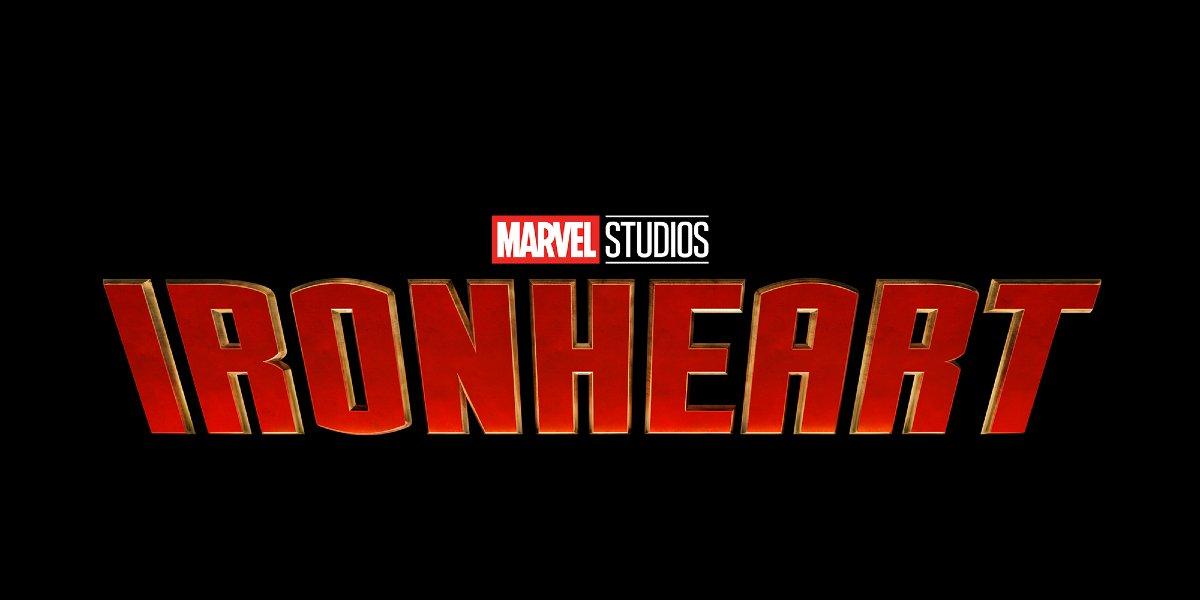 Ironheart title card
