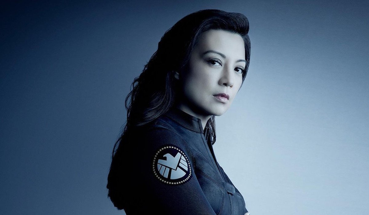 Ming Na-Wen as Melinda May in Agents of S.H.I.E.L.D.