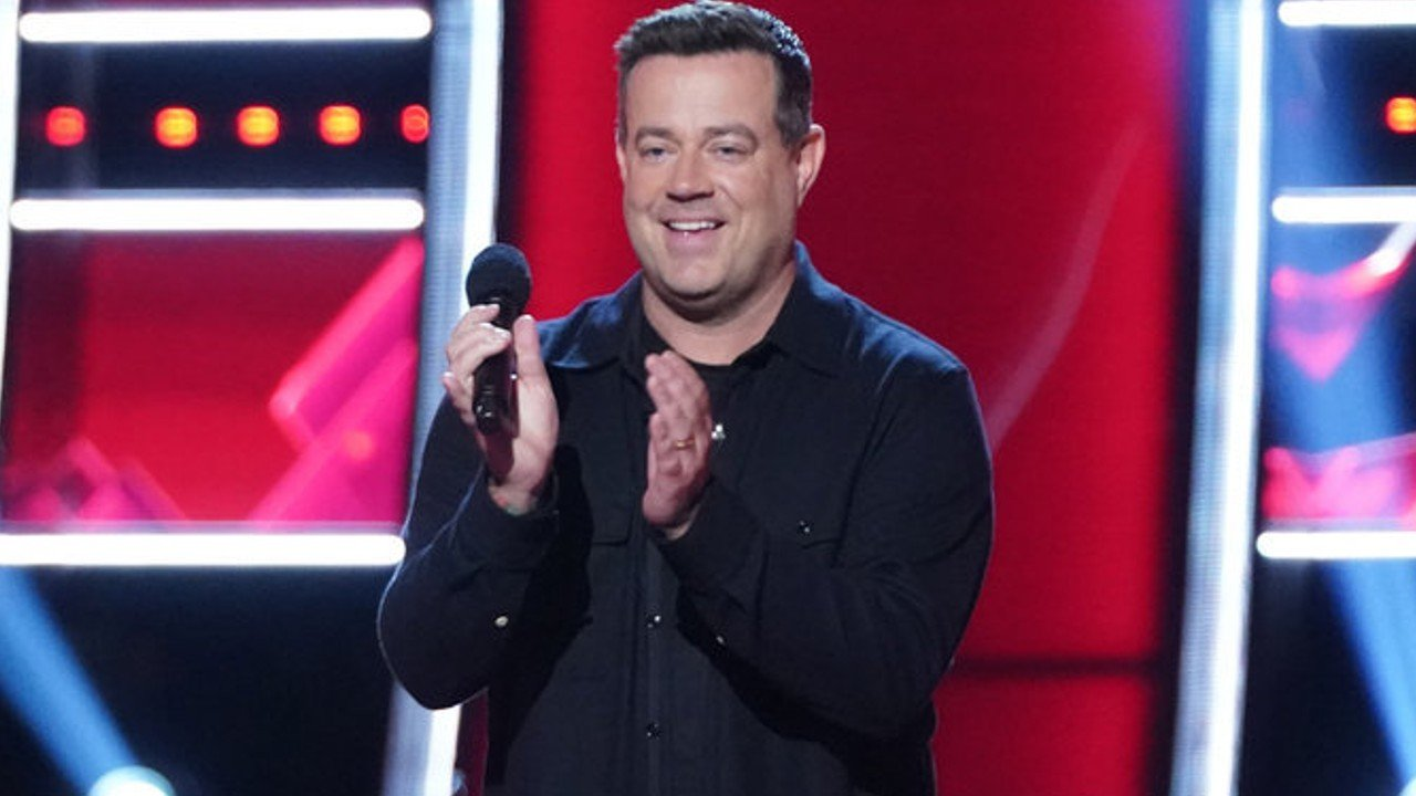 Carson Daly Trended On Twitter Because Law And Order: SVU Fans Are So Mad About His Benson And Stabler Take