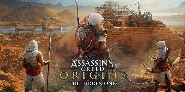 Assassin's guard pyramid Assassin's Creed Origins