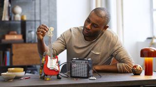 Fender Lego Stratocaster