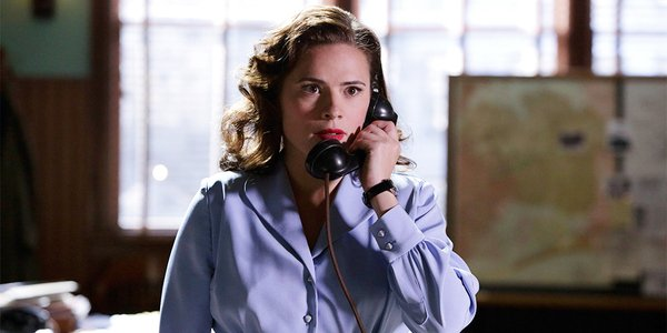 marvel's agent carter hayley atwell abc