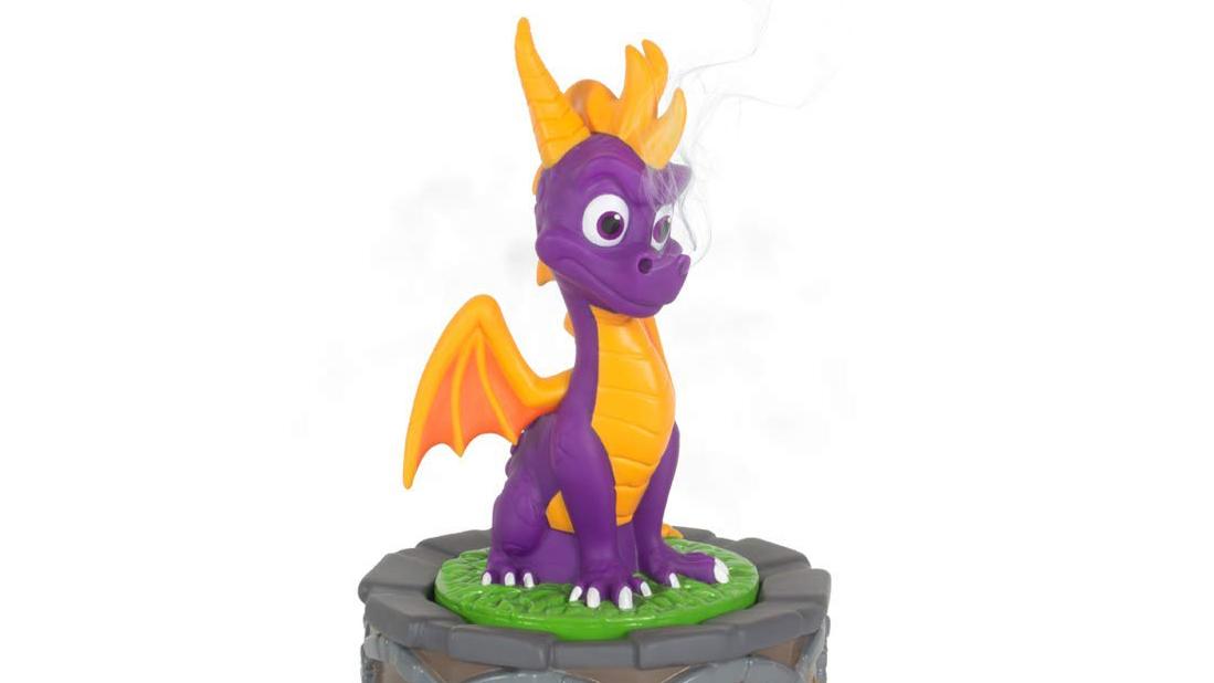 Spyro Incense Burner
