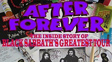 Cover art for After Forever: The Inside Story Of Black Sabbath's Greatest Tour