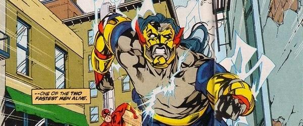 flash savitar comic