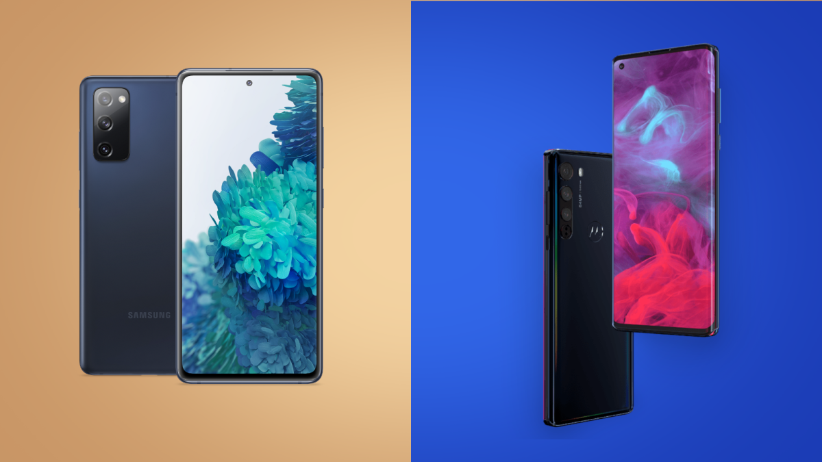 Samsung phones vs Motorola phones: which have the best Prime Day Android phone deals?
