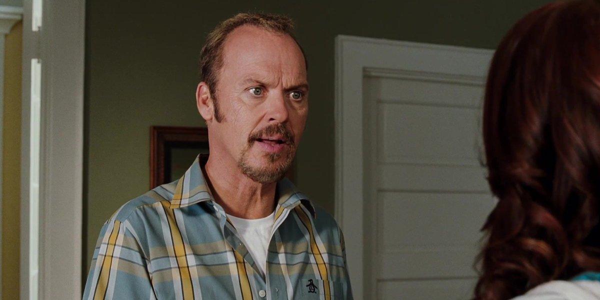 Goodrich actor Michael Keaton in Herbie Fully Loaded