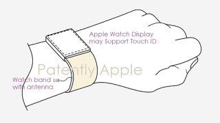Bằng sáng chế của Apple Watch