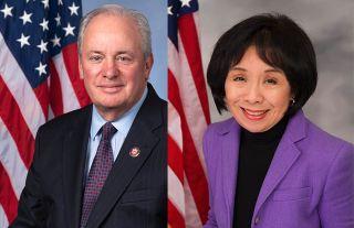 Reps. Mike Doyle (D-Pa.) and Doris Matsui (D-Calif.)