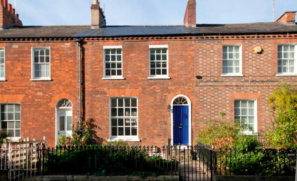 How Old Is Your Property Real Homes - How high is my house above sea level uk