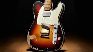 How guitar relic'ing took over the world