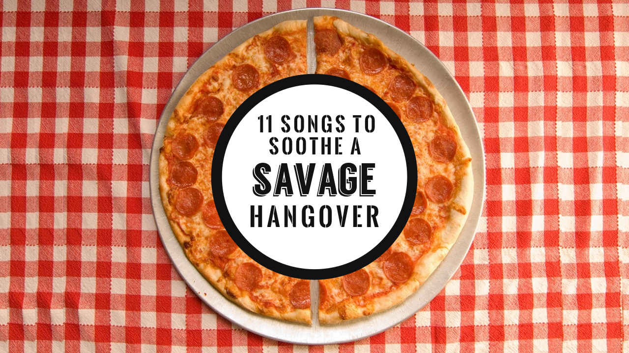 The 11 best songs to soothe a savage hangover | Louder