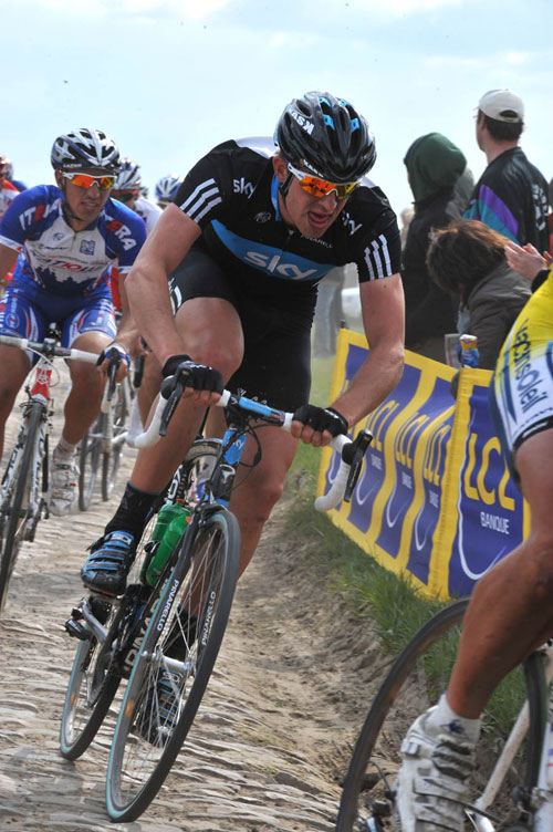 Ian Stannard, Paris-Roubaix 2010