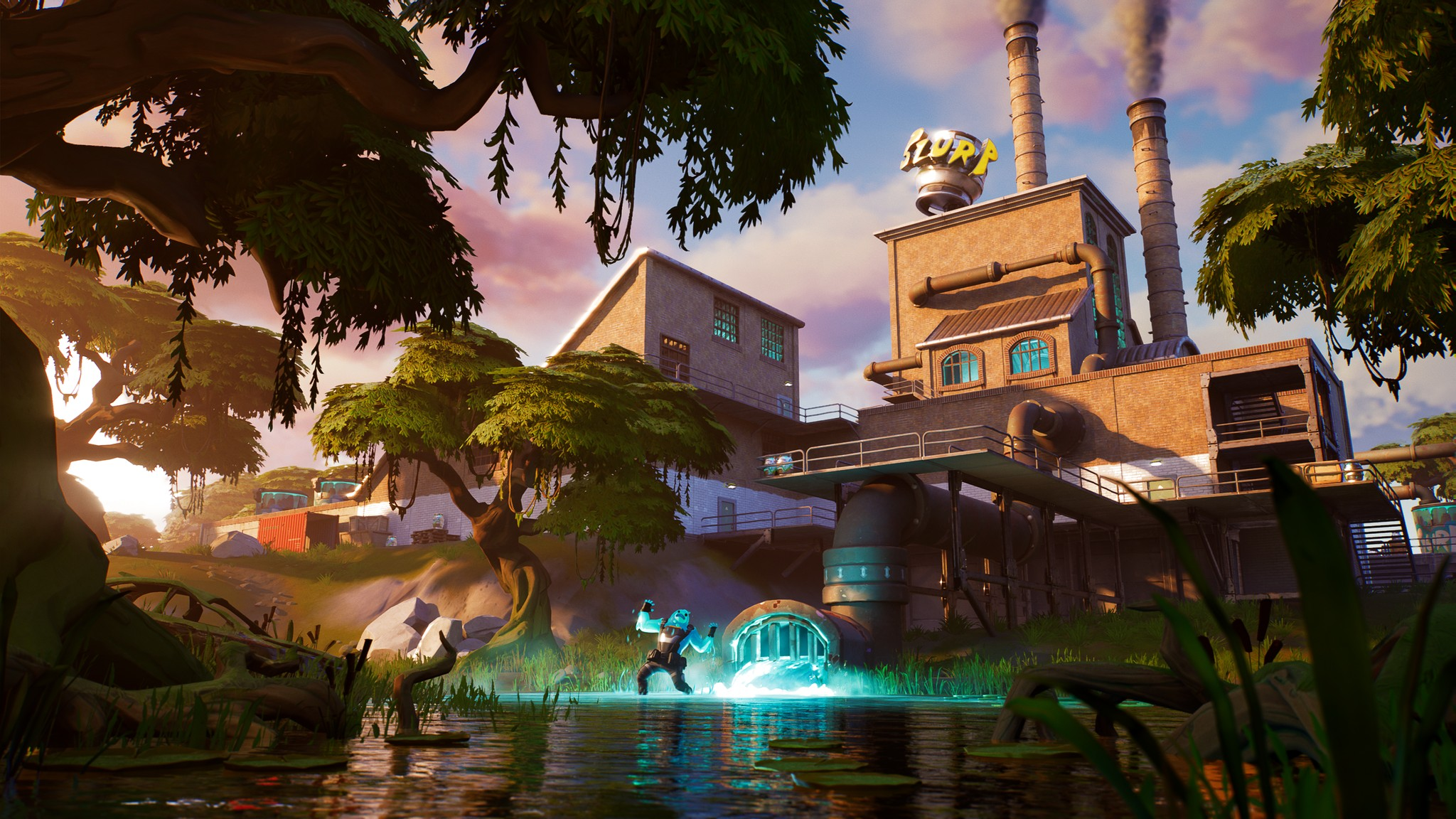 Fortnite Chapter 2 Season 1 Is Out Now Pc Gamer