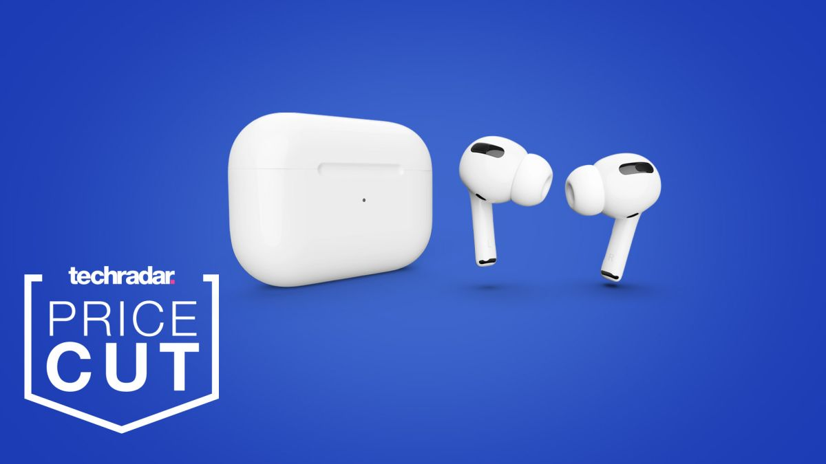 The AirPods Pro drop to $199 in first big Apple AirPods deal of the year