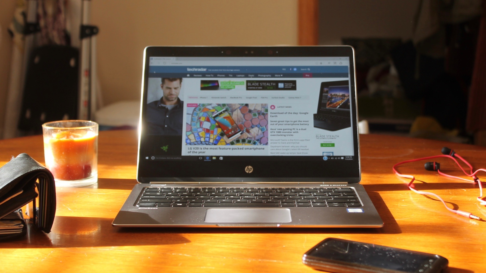hp elitebook notebook pc review youtube