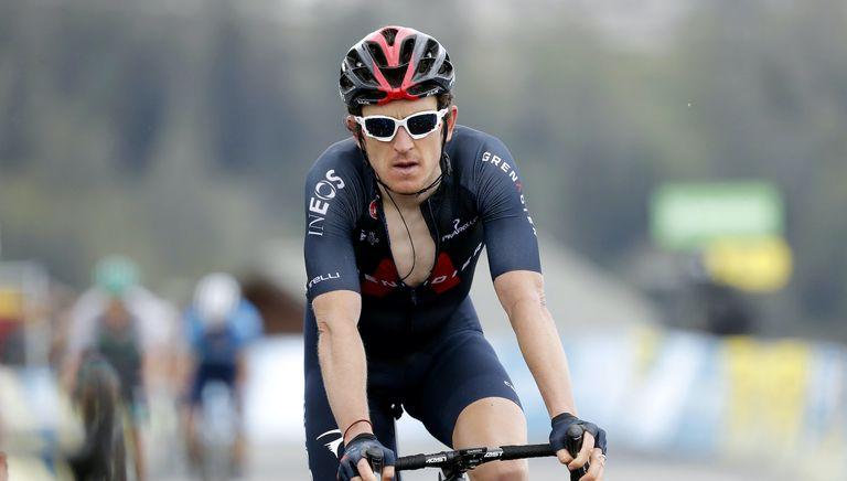 Geraint Thomas at the Critérium du Dauphiné 2021