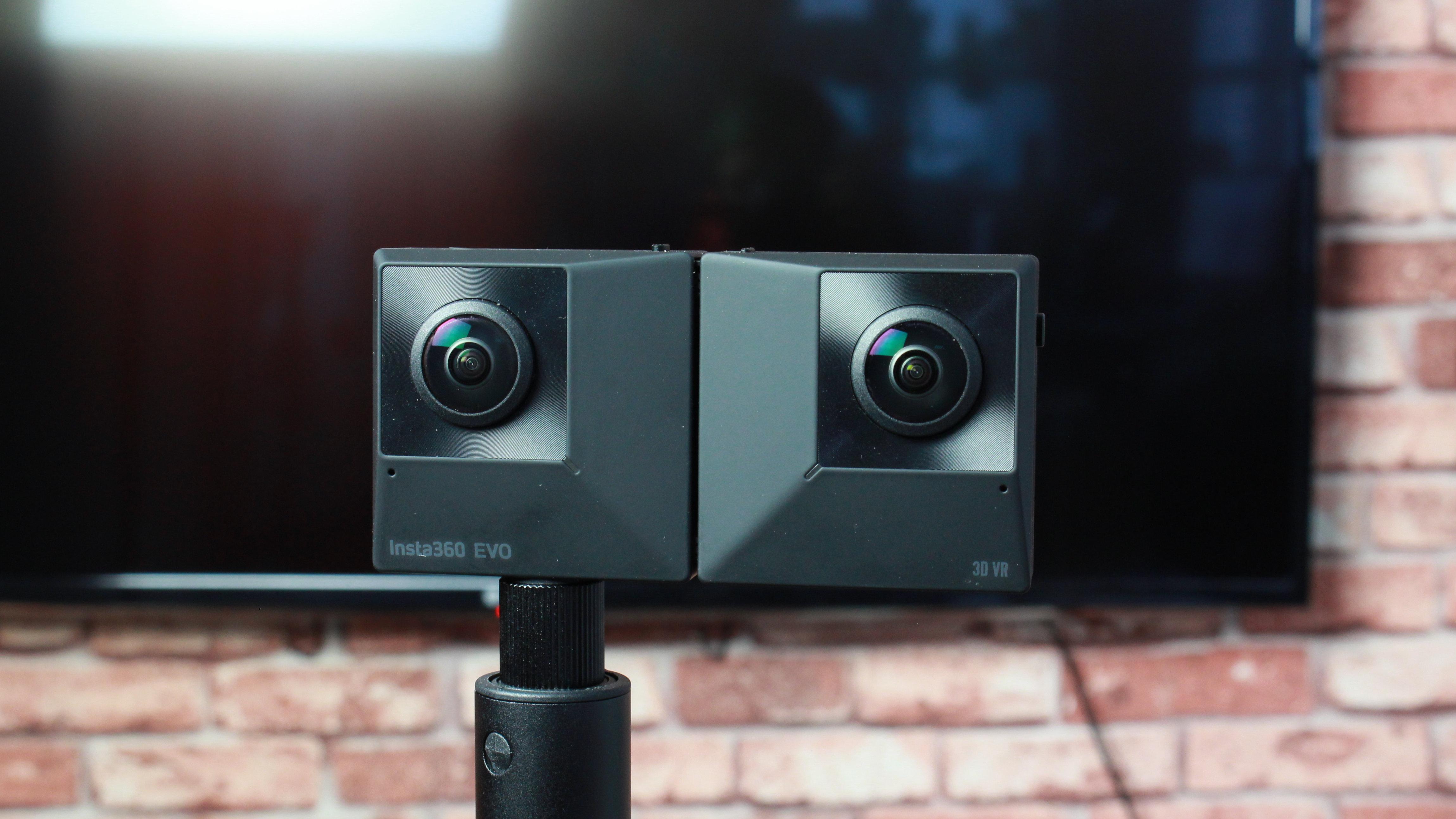 Insta360 EVO review | TechRadar