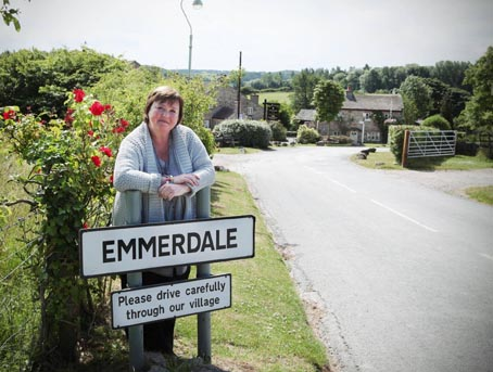 Emmerdale's Pauline Quirke dreading winter filming