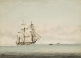 Captain Cook's 'Endeavour' Shipwreck Possibly Discovered Off Rhode Island | Live Science