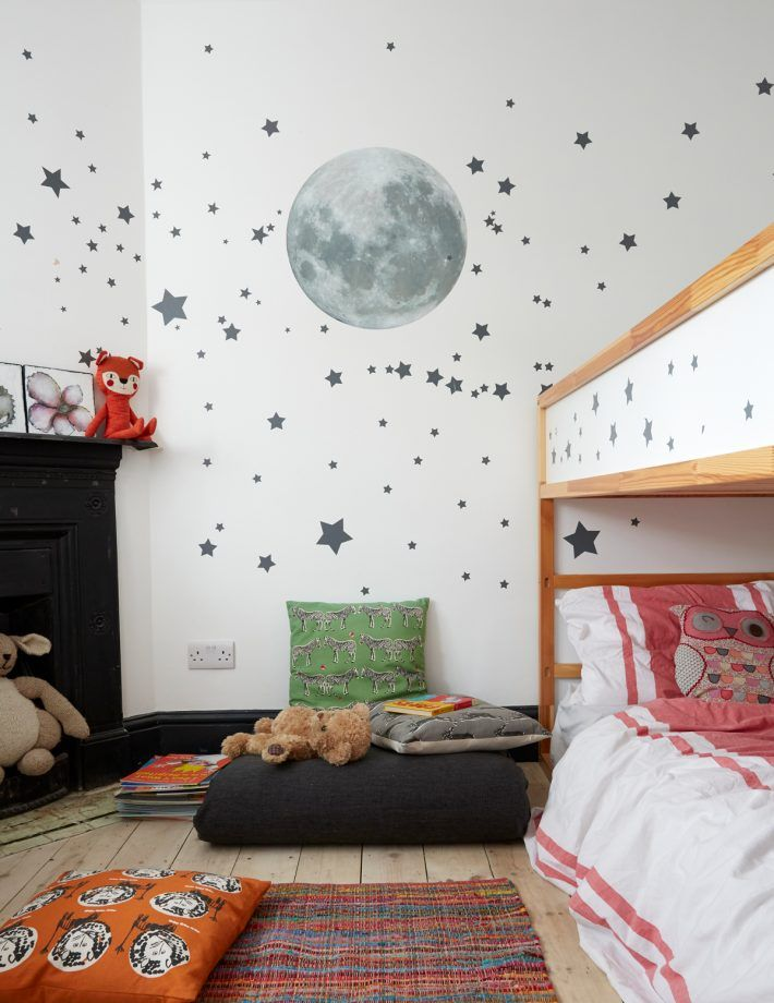 Boy bedroom ideas and decor inspiration; from kids to teens
