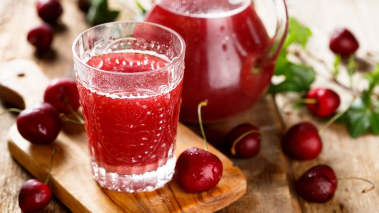 A glass of cherry juice could reduce inflammation