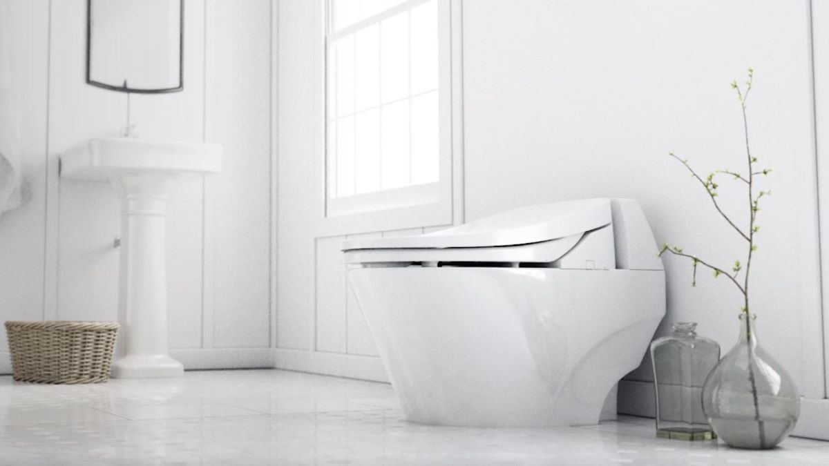 This Bidetmega 200 elevated my bathroom experience — and you deserve one, too
