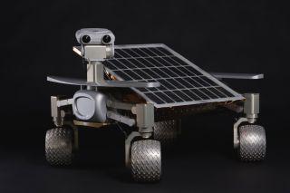 """""""Asimov"""" Moon Rover"""