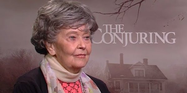 Lorraine Warren in an interview for The Conjuring