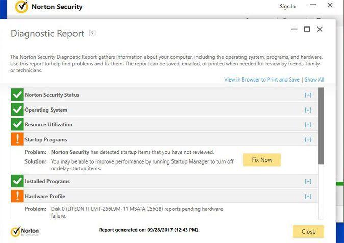 Norton Security Review | Top Ten Reviews
