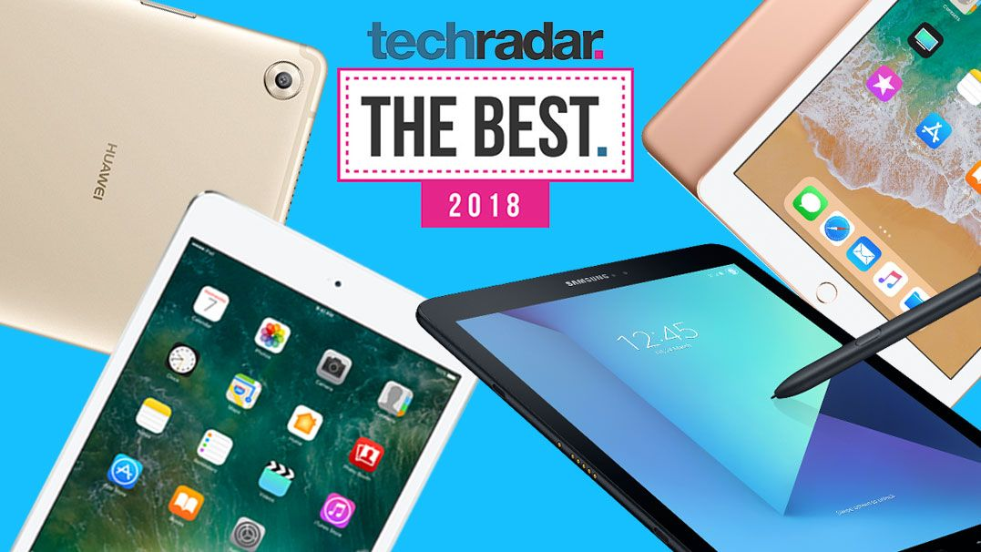 best tablet 2018 the top slates tested and ranked techradar. Black Bedroom Furniture Sets. Home Design Ideas