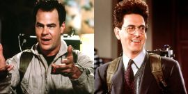 Ghostbusters' Dan Aykroyd Reflects On Late Harold Ramis' Absence In The Afterlife Sequel