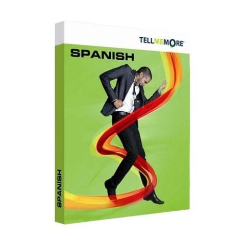 Tell Me More Spanish Software