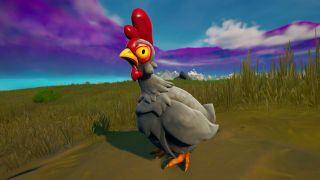 Fortnite chickens locations