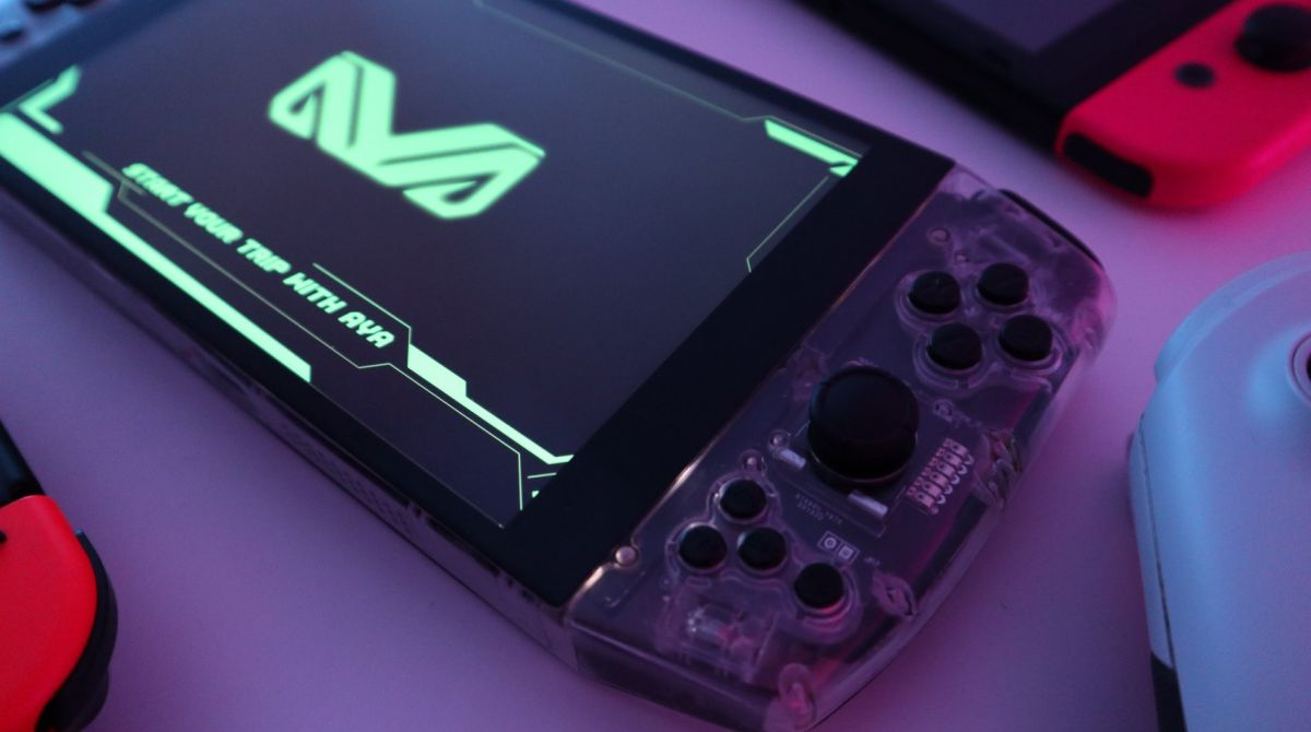 This handheld AMD PC is here to challenge Nintendo Switch — but there's a big catch