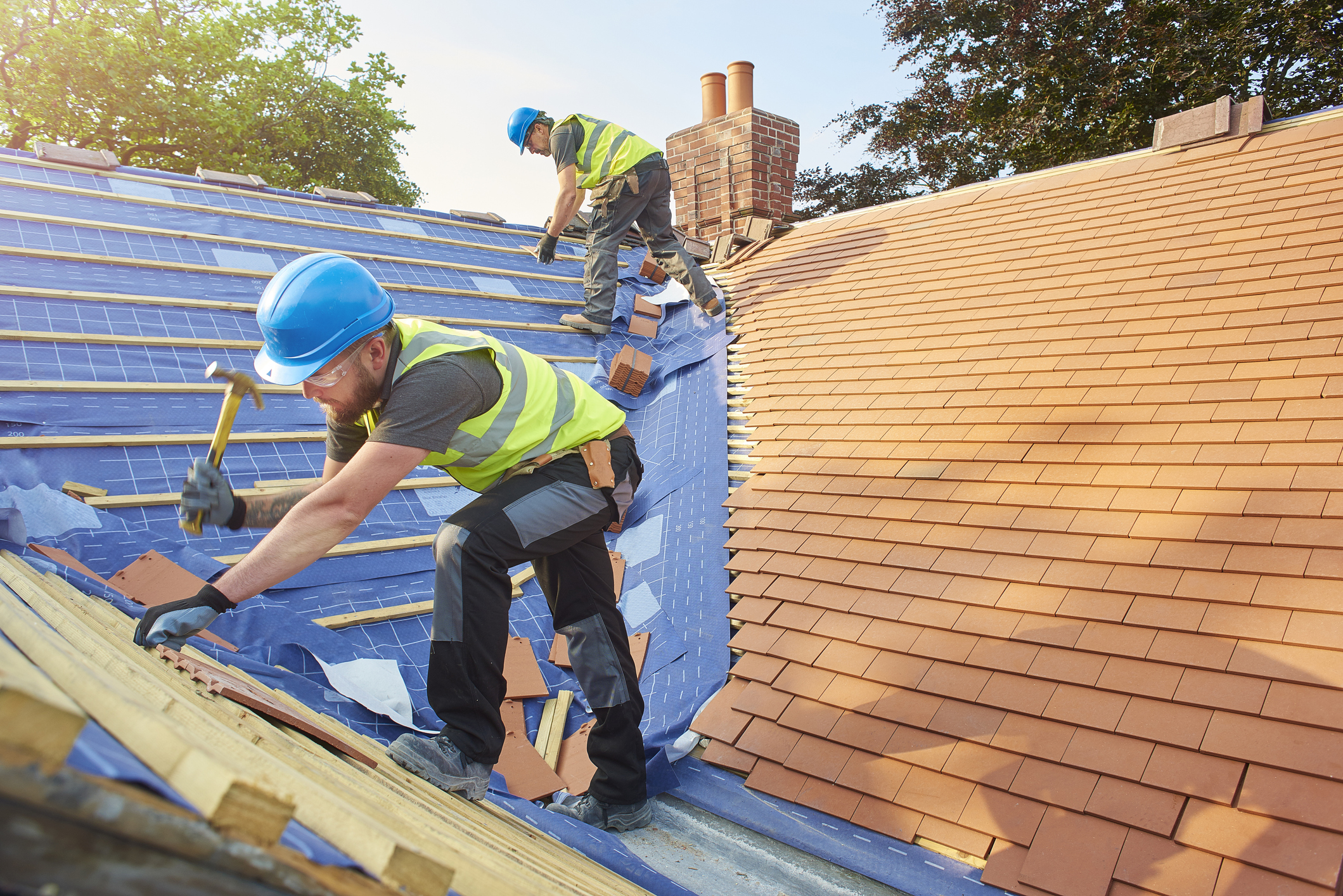Roofers Solihull