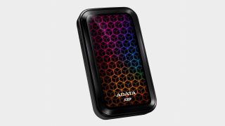 Adata SE770G RGB external SSD