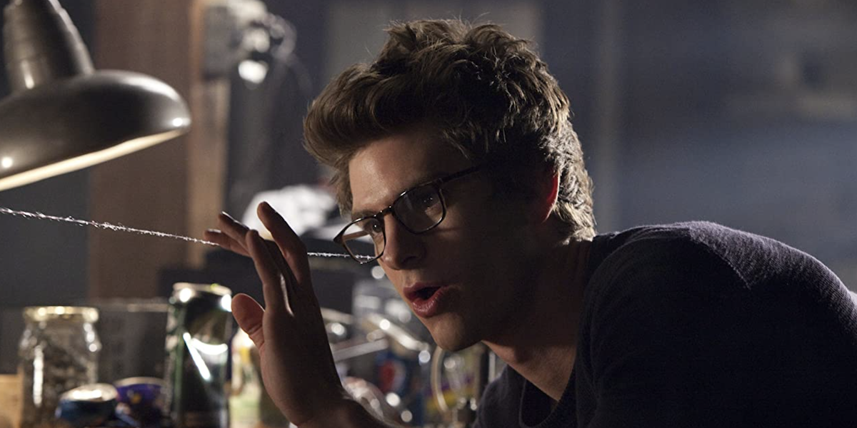 Andrew Garfield Responds To Spider-Man: No Way Home 'Leaked' Image Of Him As Peter Parker
