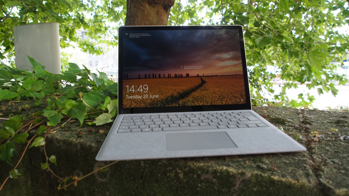Microsoft Surface Laptop review | TechRadar