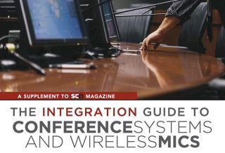 SCN – Integration Guide to Conference Systems and Wireless Mics