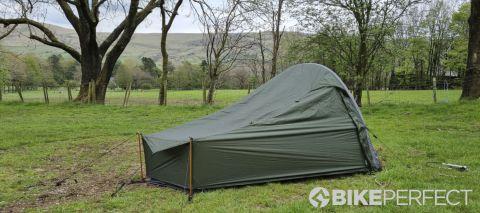 Alpkit Aeronaut 1 tent review