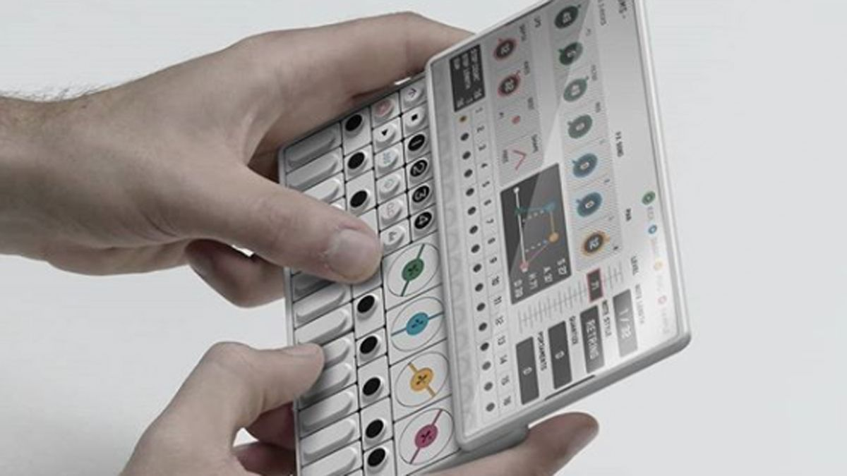 Could this OP-1-inspired 'smartphone synth' be the electronic instrument of the future?
