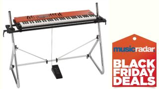 Save $300 on a 61-key Vox Continental organ - huge Black Friday discount on a rock legend reborn