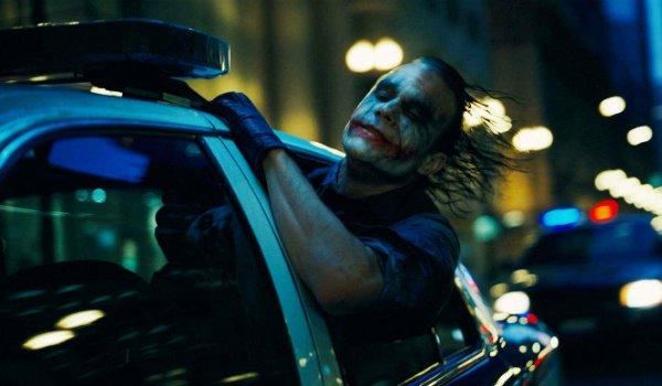 Heath Ledger The Joker The Dark Knight