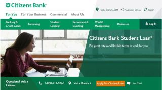 Best bank option for college student