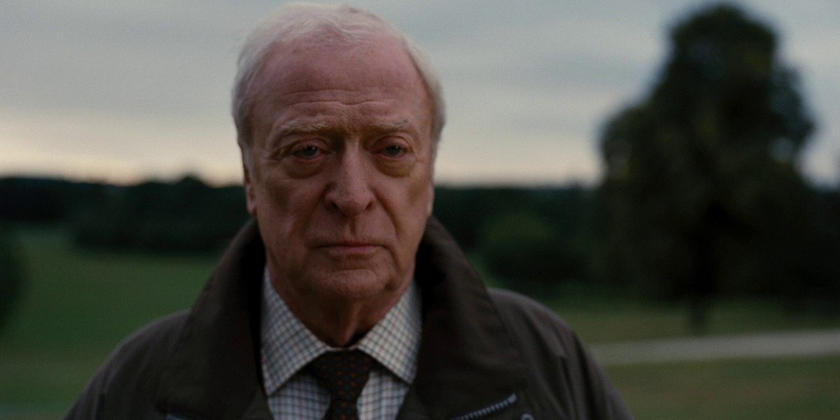 Michael Caine - The Dark Knight Rises