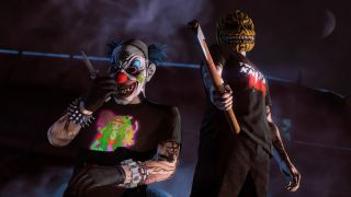Gta 5 Online Christmas Masks.Gta Online Gets Spooky For Halloween With Slashers Beasts