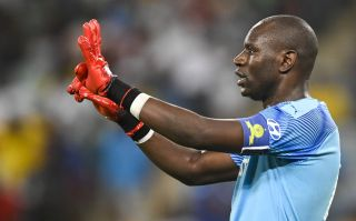Denis Onyango of Mamelodi Sundowns FC