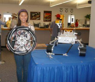 Clara Ma, the girl who named NASA's Curiosity rover