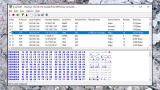 NirSoft SmartSniff.net is a network monitoring and packet capture tool for Windows